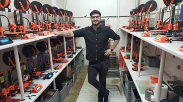 Image of Best 3D Printing Companies: Prusa3D