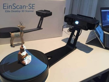Image of 3D Scanner Buyer's Guide: Shining 3D EinScan SE