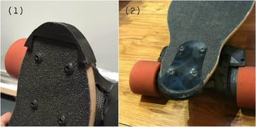 Image of Best Boosted Board Accessories: Tail/Nose Guard