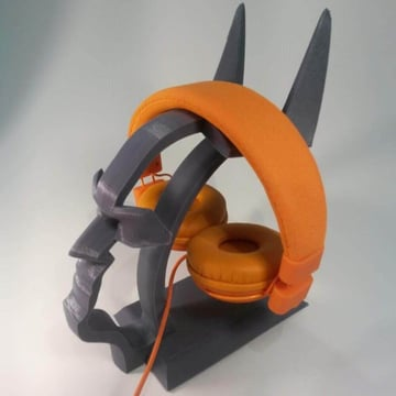Image of Best Headphone Stand: Batman Headset Stand