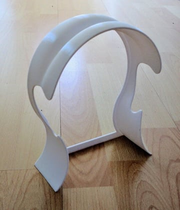 Image of Best Headphone Stand: Simple Headset Stand