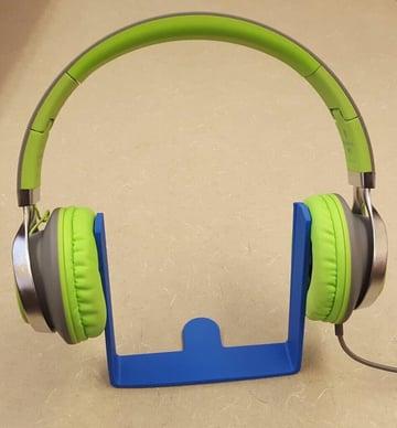 Image of Best Headphone Stand: Minimalist Headset Stand
