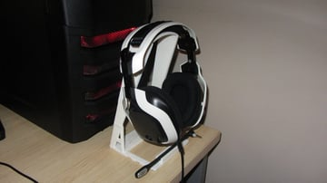 Image of Best Headphone Stand: Headset Show Stand