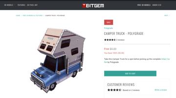 Imagem de Melhores sites para baixar modelos 3D gratuitos: Bitgem