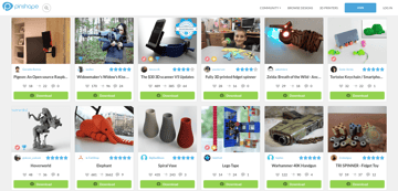 Image of Free STL Files, 3D Printer Files, 3D Printer Models & 3D Printing Designs: Pinshape