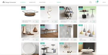 Imagem de Melhores sites para baixar modelos 3D gratuitos: Design Connected