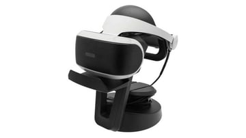 Image of PSVR Stands & Accessories to Buy or DIY: Iversan VR Stand, Universal Headset Holder