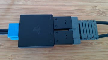 Image of PSVR Stands & Accessories to Buy or DIY: PlayStation 4 VR Wire Bend Protection