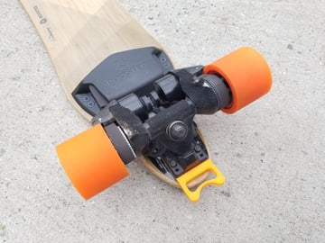 Image of Best Boosted Board Accessories: Bash Guard Shock Pad