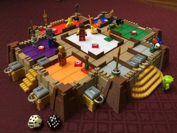 Image of DIY Board Games You Can Make with a 3D Printer: The Fun Burglary at the Mansion