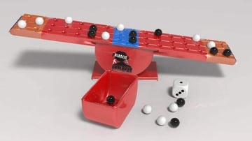 Image of DIY Board Games You Can Make with a 3D Printer: Balancing Boulders