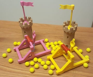 Image of DIY Board Games You Can Make with a 3D Printer: Hallway Seej