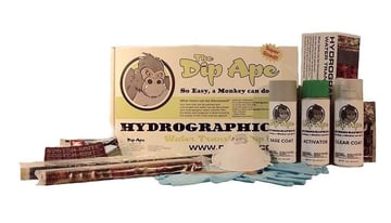 Image of Best Hydro Dipping / Hydrographics Kits on Amazon: Dip Ape Kit