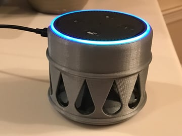 Image of The Best Echo Dot Accessories to 3D Print: Stand
