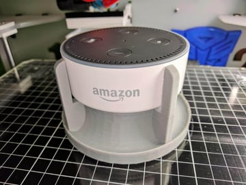 Image of The Best Echo Dot Accessories to 3D Print: Acoustic Horn