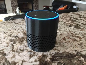Image of The Best Echo Dot Accessories to 3D Print: Acoustic Case