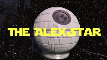 Image of The Best Echo Dot Accessories to 3D Print: Alex-Star