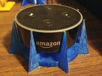 Image of The Best Echo Dot Accessories to 3D Print: Sound Enhancer