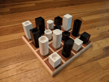 Image of DIY Board Games You Can Make with a 3D Printer: Quarto