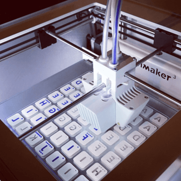 Image of DIY Board Games You Can Make with a 3D Printer: Scrabble