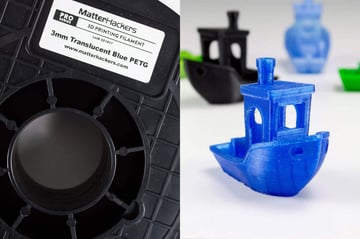 Image of PETG Filament Buyer's Guide: Best Visual