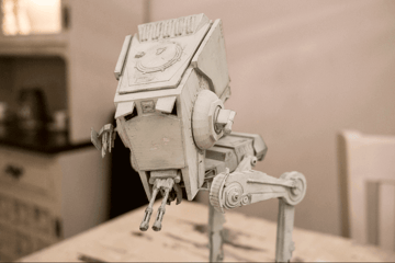 Image of Star Wars 3D Models to 3D Print: AT-ST Scout Walker