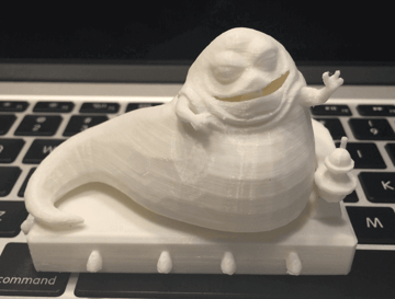 Image of Star Wars 3D Models to 3D Print: Jabba The Hutt