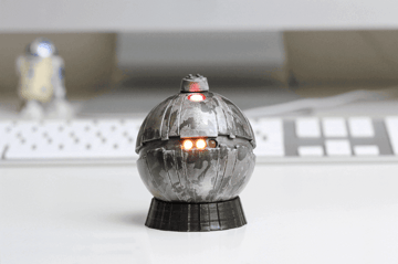 Image of Star Wars 3D Models to 3D Print: Thermal Detonator