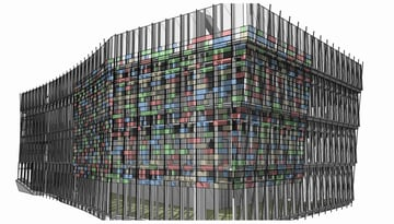 Imagem de Melhor programa de arquitetura 3D gratuito / Programa BIM gratuito: Dynamo