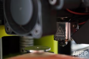 Image of 3D Printing Troubleshooting Common 3D Printing Problems: Print Head Misses the Bed