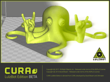 Image of Maintenance Tip #5: Update Cura LulzBot Edition