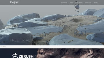 Image of ZBrush Free Trial & ZBrush Core: Full Version