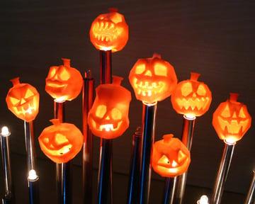 Image of 3D Print Halloween: Little Pumpkins