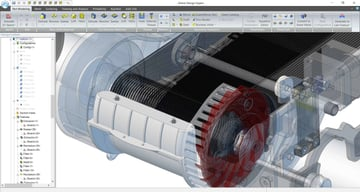 Image of Die 19 besten CAD-Programme (Professionelle CAD-Software): Alibre