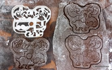Image of Movember 3D Printing Projects: Moosember Cookie Cutter