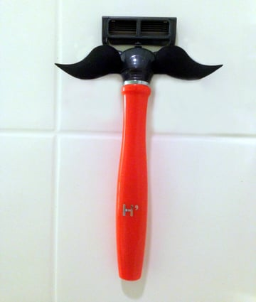 Image of Movember 3D Printing Projects: Mustache Razor Holder