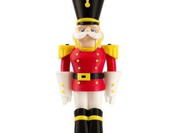 Image of Movember 3D Printing Projects: Nutcracker