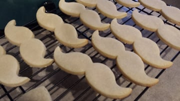 Image of Movember 3D Printing Projects: Mustache Cookie Cutter