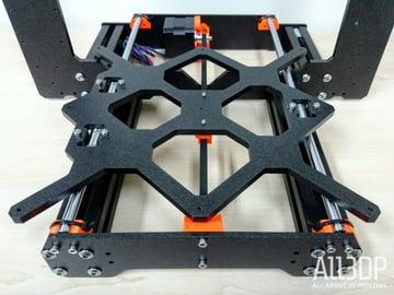 Image of Original Prusa i3 MK3 im Test: Montage der Y-Achse
