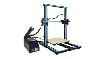 Image de Creality CR-10S: Meilleure imprimante 3D à moins de 500 €