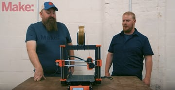 Image of Best YouTube Channels About 3D Printing: Make: