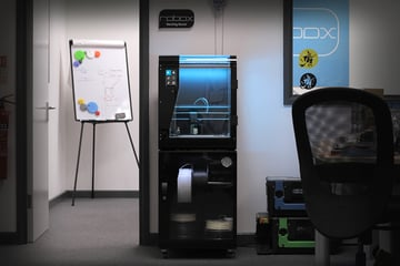 Image of CEL RoboxPRO 3D Printer: Review the Facts: CEL RoboxPRO is Entirely Manufactured in the UK