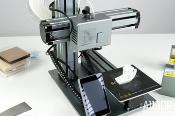 Image of Snapmaker Review: Best Budget 3-in-1 3D Printer: Specifications