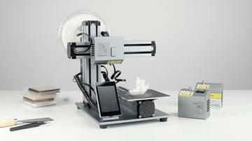 Imagem de Melhor impressora 3D barata por menos de USD $1.000: Snapmaker