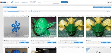 Image of Yeggi & Co. – Which Is The Best 3D Print Search Engine?: Aipos3D