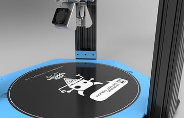 Image of 2018 Tevo Little Monster Delta 3D Printer – Review the Specs: What are the Issues?