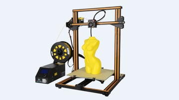 Image of Large 3D Printer (Large-Format / Large-Scale / Large-Volume): Creality CR-10S