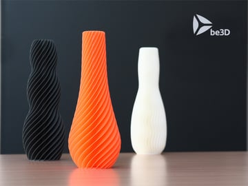 The Spiral Vase collection