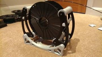 Image of Tevo Tarantula Upgrades and Mods: Mega Anti Tangle Spool Holder