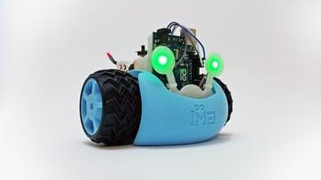 Image of 3D Printed Robot: IMA Juno